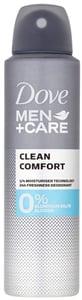 Dove Alu-free Men + Care Clean Comfort deodorant sprej