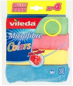Vileda Univerzální Mikrohadřík Colors 4 ks