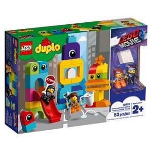 LEGO® DUPLO® LEGO Movie 2 Emmet, Lucy a návštěvníci z LEGO® DUPLO® planety 10895