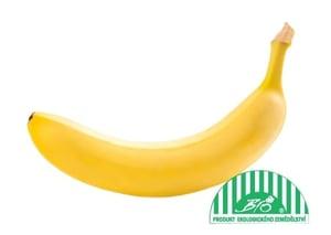 BIO banán 1ks