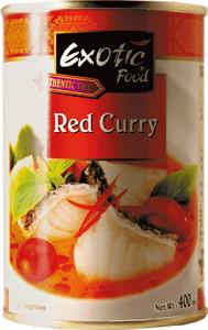 Exotic Food Červená kari omáčka