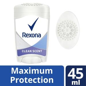 Rexona Maximum Protection Clean Scent antiperspirační krém