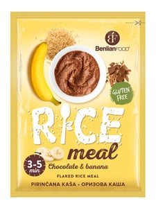 Benlian food Rice Meal Chocolate & Banana