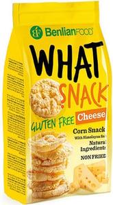 What Snack kukuřičný s příchutí sýru a bez lepku