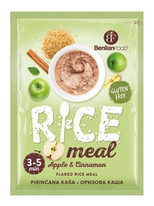 Benlian food Rice Meal Apple & Cinnamon