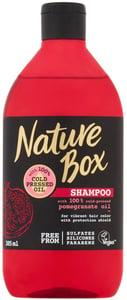 Nature Box šampon Granátové jablko