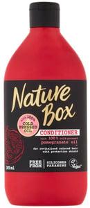 Nature Box balzám na vlasy Granátové jablko