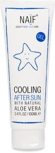 NAÏF Chladivý gel po opalování pro děti a miminka