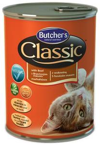 Butcher's Classic Konzerva s hovězím masem