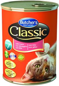 Butcher's Classic Konzerva se zvěřinou
