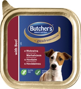 Butcher's Vanička s hovězím masem