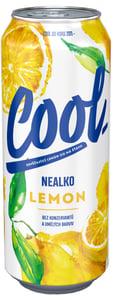 Cool Lemon nealko plech