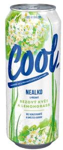 Cool s příchutí bezový květ & lemongrass nealko plech