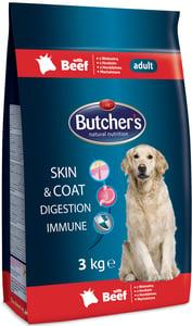 Butcher's Blue Granule s hovězím masem  pro psy