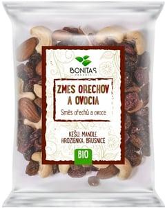 Bonitas BIO Ořechovo-ovocná směs