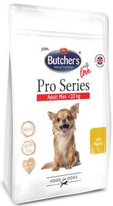 Butcher's Pro Series Granule pro malé psy s drůbežím