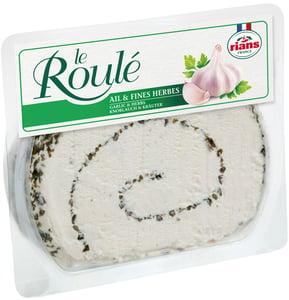 Rians Le Roule čerstvý sýr s česnekem a bylinkami