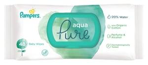 Pampers Aqua Pure vlhčené ubrousky