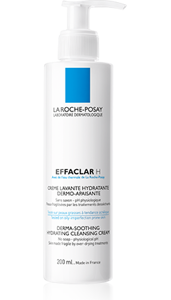 LA ROCHE-POSAY Effaclar H čisticí krém 200ml