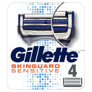 Gillette Skinguard holicí hlavic