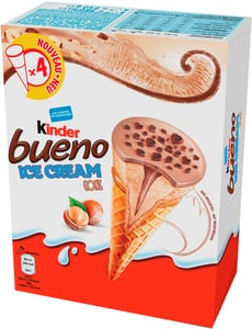 Kinder Bueno kornout zmrzlina multipack 4x90ml