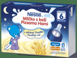 Nestlé Mlíčko s kaší vanilkové