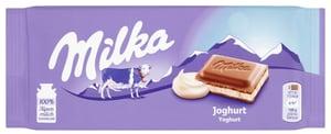 Milka jogurtová