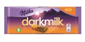 Milka Dark Milk Caramel