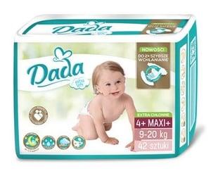 DADA Extra Soft Maxi+ 9-20 kg