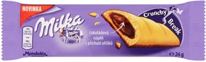Milka Crunchy Break Plain