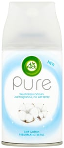 Air Wick Freshmatic Pure náplň do osvěžovače vzduchu jemná bavlna