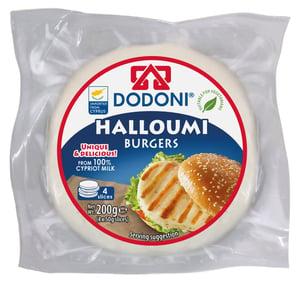 Dodoni Halloumi sýr do burgerů