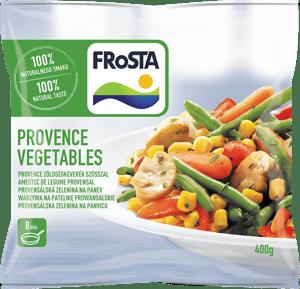 Frosta Provensálská zelenina na pánev