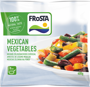 Frosta Mexická zelenina na pánev