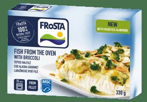Frosta Labužnické filé s brokolicí