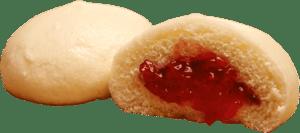 Lef Knedlíky kynuté jahodové 6ks