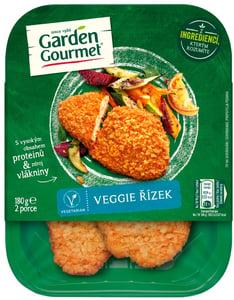 Garden Gourmet Vegetariánský Veggie řízek