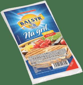 Balsýr na gril česnek a pikant