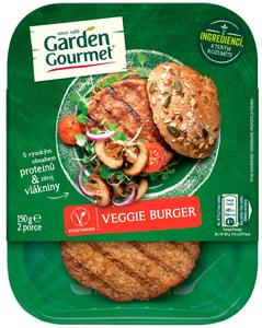 Garden Gourmet Vegetariánský Veggie burger