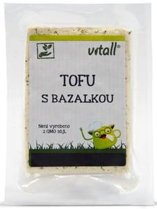 Vitall Tofu s bazalkou
