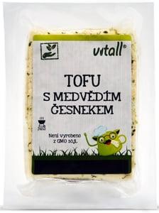 Vitall Tofu s medvědím česnekem