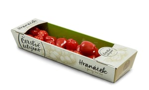 Čerstvě utrženo - Rajčata cherry bez větvičky odr. Hranáček, vanička