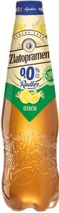 Zlatopramen Radler 0,0% citrón nealko PET