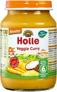 Holle BIO Vegetariánské kari