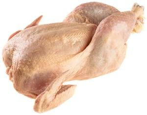 Kuře z Hrádku Farmářské celé