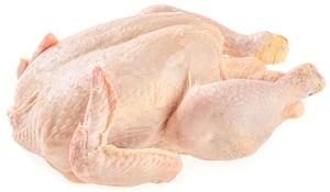 Kuře bez drobů (dodavatel Vodňanská drůbež)