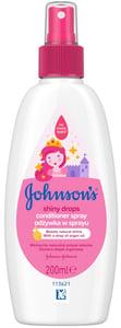 Johnson's Shiny Drops Kondicionér ve spreji
