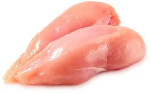 Kuřecí prsní řízky (dodavatel Vodňanská drůbež)