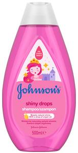 Johnson's® Shiny Drops Šampon