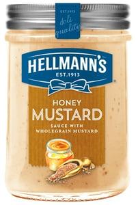 Hellmann's omáčka k masu Med a hořčice
